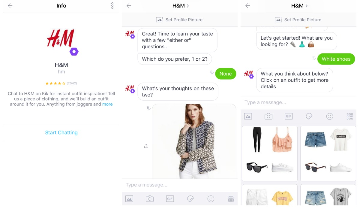 Everything you need to know about chatbots in e-commerce.