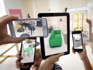 This is the main reason for AR furniture apps popularity.